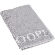 GÄSTETUCH Hellgrau 30/50 cm - Hellgrau, Basics, Textil (30/50cm) - Joop!