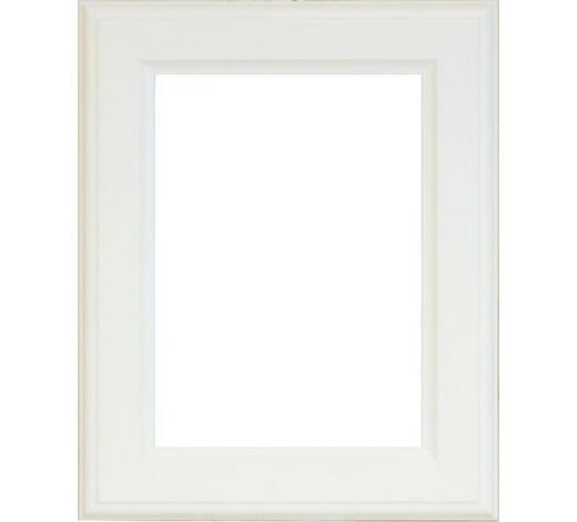 BILDERRAHMEN in Weiß  - Weiß, Basics, Holz (24/19/1.8cm)