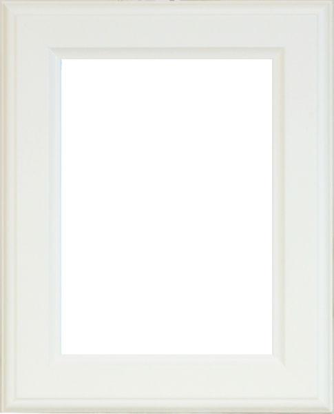 RÁM NA OBRAZY - bílá, Lifestyle, dřevo (24/19/1.8cm)