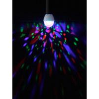 E27 LED-ŽARNICA RGB - modra/rdeča, Design (8/13,5cm) - Homeware