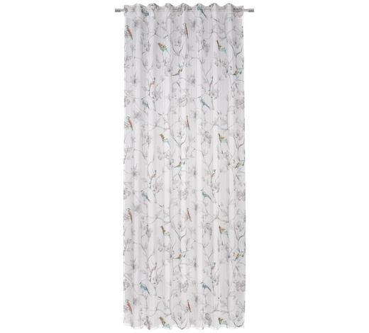 FERTIGVORHANG halbtransparent - Multicolor, KONVENTIONELL, Textil (140/245cm) - Esposa