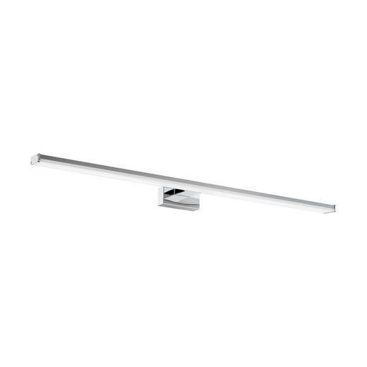 STENSKA LED SVETILKA PANDELLA - bela/srebrna, Design, kovina/umetna masa (78/4cm)