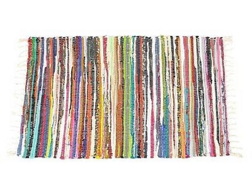 TEPPICH  80/120 cm  Multicolor - Multicolor, Basics, Textil (80/120cm)