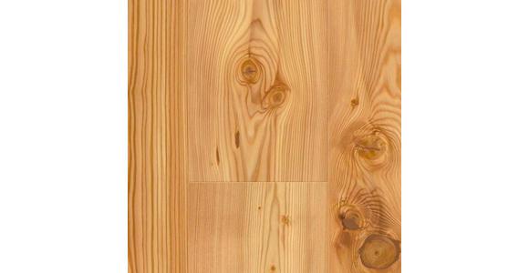 Landhausdiele Lärche rustikal ambiente  per  m² - Lärchefarben, LIFESTYLE, Holz (185/16,1/1,4cm) - Ambiente