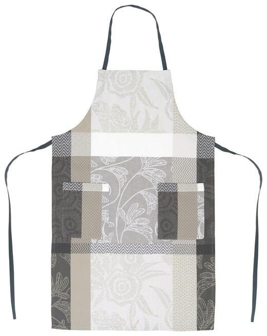 SCHÜRZE Grau - Grau, Basics, Textil (60/90cm) - Esposa