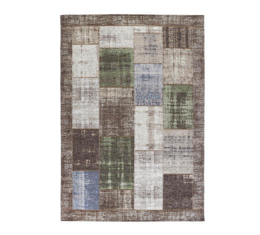 FLACHWEBETEPPICH  130/190 cm  Multicolor   - Multicolor, Trend, Textil (130/190cm) - Novel