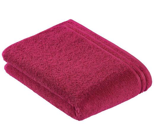 OSUŠKA, 67/140 cm, tmavě růžová - tmavě růžová, Basics, textil (67/140cm) - Vossen