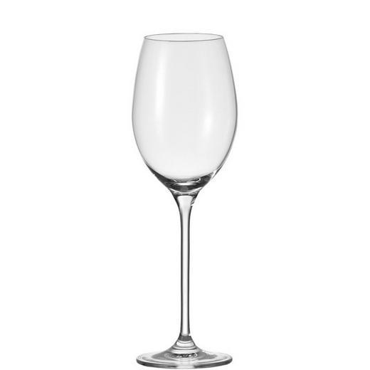 WEIßWEINGLAS - Klar, Basics, Glas (8/25cm) - LEONARDO