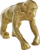 PLASTIKA - barvy zlata, Lifestyle, kov (6/8/4cm) - AMBIA HOME