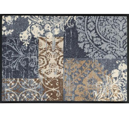 FUßMATTE  50/75 cm  Grau - Grau, Kunststoff/Textil (50/75cm) - Esposa