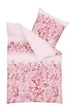 BETTWÄSCHE CELIA 140/200 cm - Rosa, KONVENTIONELL, Textil (140/200cm) - KAEPPEL