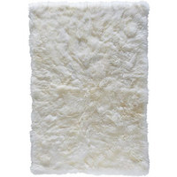 OVČJE KRZNO - bijela, Basics, tekstil (70/200cm) - Boxxx