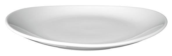 SPEISETELLER Porzellan - Weiß, Basics (27cm) - SELTMANN WEIDEN