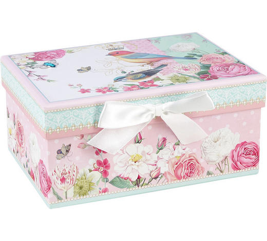 KARTONÁŽ - vícebarevná, Trend, karton/papír (17/8/12cm) - Boxxx