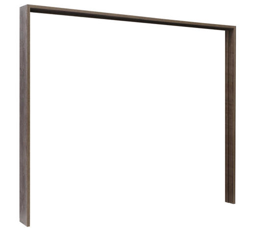 PASSEPARTOUTRAHMEN - Eichefarben, Design, Holzwerkstoff (281,1/228/23,8cm) - Carryhome