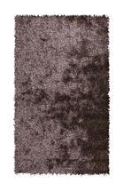 TEPIH VISOKOG FLORA - smeđa, Basics, tekstil (70/140cm) - Novel