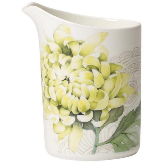 MILCHKÄNNCHEN - Creme/Hellgrün, Basics, Keramik (0,22cm) - Villeroy & Boch