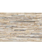 TAPETA WHITEWASHED WOOD, 8-920 - siva/rjava, Basics, papir (368/254cm)