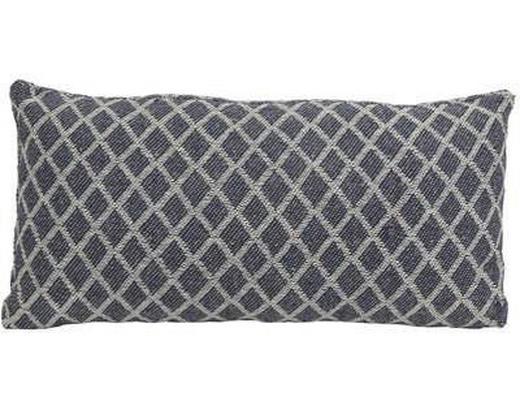 ZIERKISSEN 30/60 cm - Dunkelblau, Design, Textil (30/60cm)