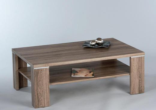 COUCHTISCH rechteckig Eichefarben - Eichefarben, Design (110/40/70cm) - Carryhome