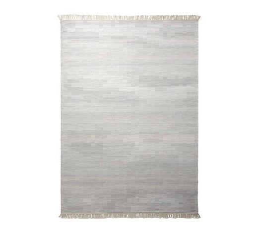 HANDWEBTEPPICH  60/110 cm  Beige   - Beige, KONVENTIONELL, Textil (60/110cm) - Esprit