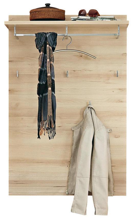GARDEROBENPANEEL foliert, geriffelt Buchefarben - Buchefarben, KONVENTIONELL (84/128/29cm) - Voleo