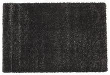 Webteppich Takkar 160x230 cm - Schwarz, KONVENTIONELL, Textil (160/230cm) - James Wood