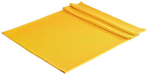 TISCHDECKE Textil Gelb 135/170 cm - Gelb, Basics, Textil (135/170cm)