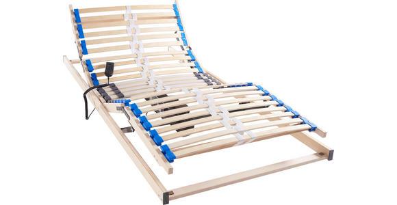 LATTENROST 80/200 cm  - Birkefarben, Basics, Holz (80/200cm) - Sleeptex