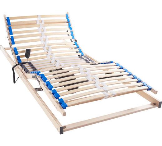 LATTENROST 100/200 cm - Birkefarben, Basics, Holz (100/200cm) - Sleeptex