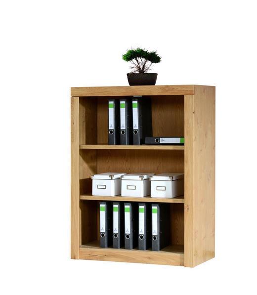 REGAL - Eichefarben, Design, Holz/Holzwerkstoff (90/119/42cm) - Carryhome