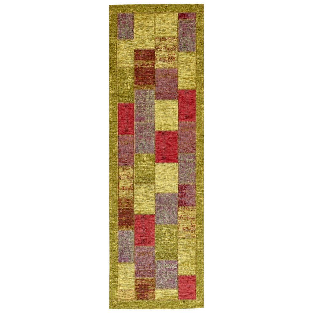 Novel Läufer 68/220 cm multicolor