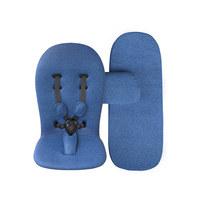 PODLOGA ZA VOZIČEK S103DB - modra, tekstil (55/60cm) - Mima