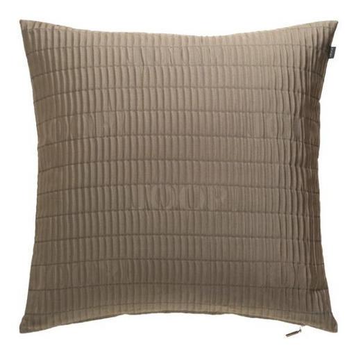 KISSENHÜLLE Schlammfarben 50/50 cm - Schlammfarben, Basics, Textil (50/50cm) - Joop!