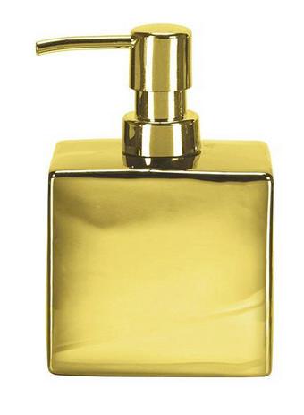 DOZIRNIK ZA MILO GLAMOUR - zlata, Konvencionalno, keramika (9,8/14,8cm) - Kleine Wolke