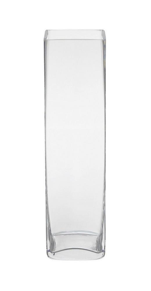VAS - klar, Basics, glas (8/30/8cm) - AMBIA HOME
