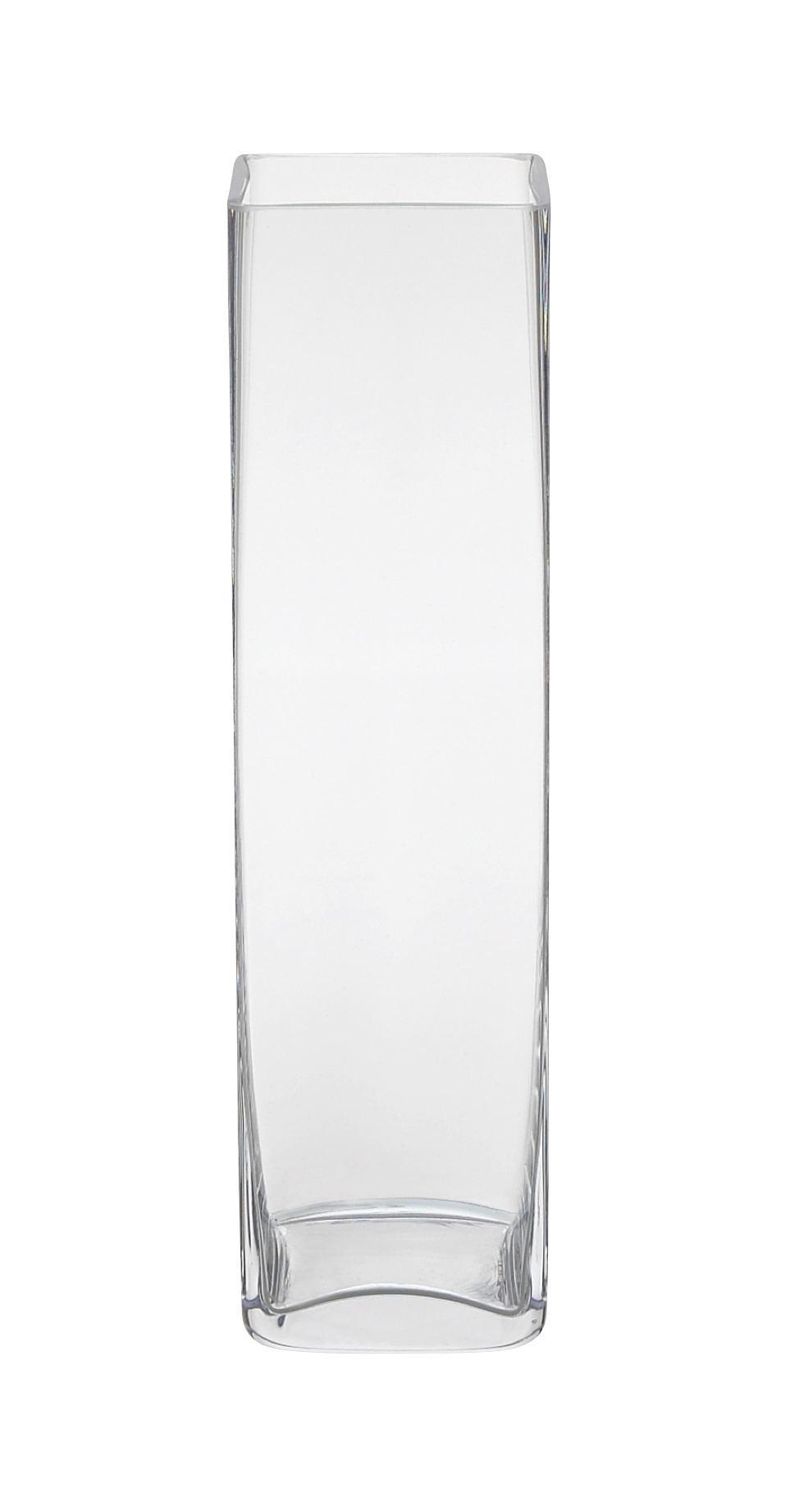 VAS - klar, glas (8/30/8cm) - AMBIA HOME