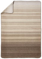 KUSCHELDECKE 150/200 cm Beige, Braun, Weiß - Beige/Braun, Design, Textil (150/200cm) - Novel