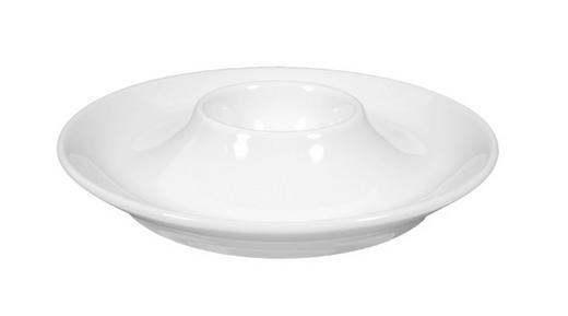 EIERBECHER Keramik Porzellan - Weiß, Basics, Keramik (13/3cm) - Seltmann Weiden