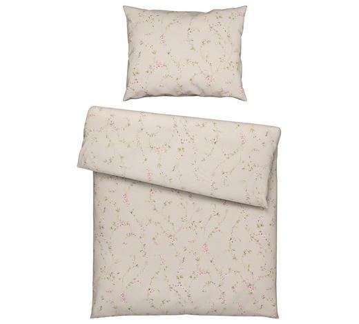 BETTWÄSCHE 140/200 cm - Rosa/Grün, Trend, Textil (140/200cm) - Estella