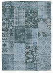 FLACHWEBETEPPICH  120/180 cm  Türkis   - Türkis, Basics, Textil (120/180cm) - Novel
