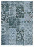 FLACHWEBETEPPICH  140/200 cm  Türkis - Türkis, Basics, Textil (140/200cm) - NOVEL