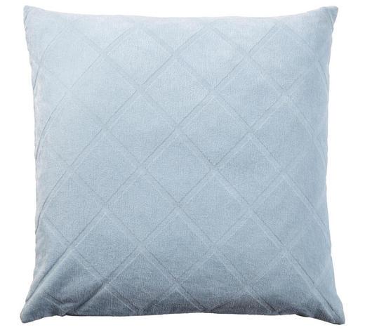 KISSENHÜLLE Blau 48/48 cm  - Blau, Design, Textil (48/48cm) - Ambiente