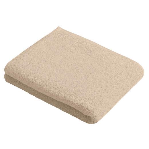 BADETUCH 100/150 cm - Braun, Basics, Textil (100/150cm) - Vossen
