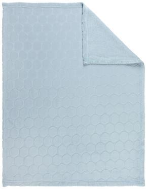 MYSFILT - blå, Basics, textil (75/100cm) - My Baby Lou