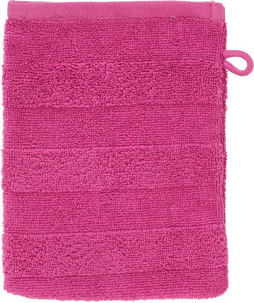 WASCHHANDSCHUH  Pink - Pink, Basics, Textil (16/22cm) - Linea Natura