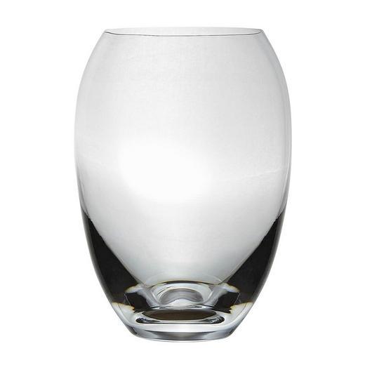VASE 18,0 cm - Klar, Basics, Glas (18,0cm) - Bohemia