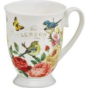 KAFFEEBECHER 280 ml - Multicolor, Basics, Keramik (0,28l) - LANDSCAPE
