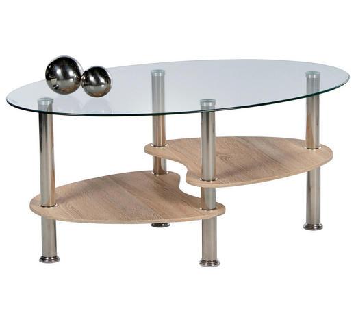 Couchtisch Oval Sonoma Eiche Online Kaufen Xxxlutz