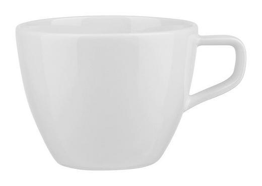 KAFFEETASSE - Weiß, Basics, Keramik (0,25l) - Villeroy & Boch